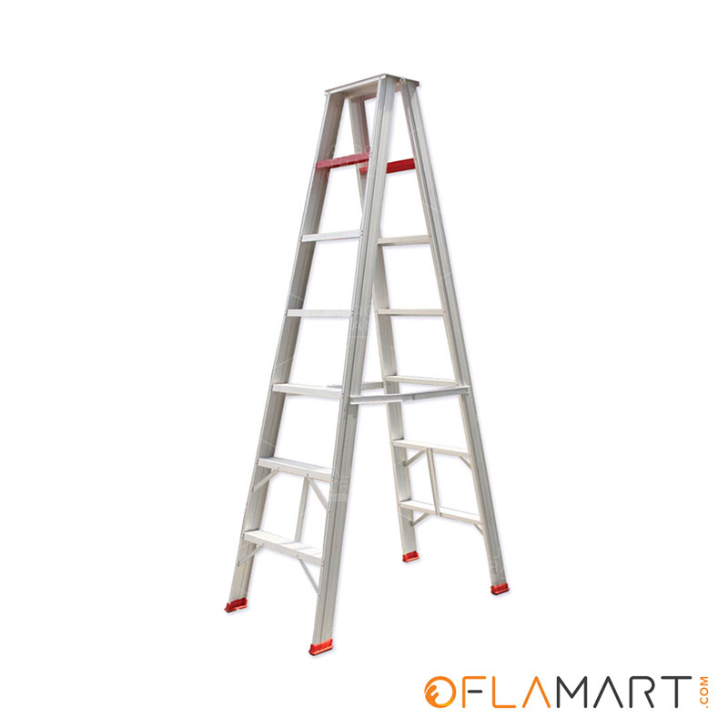 Tangga A Double Step 200  - AM Ladders