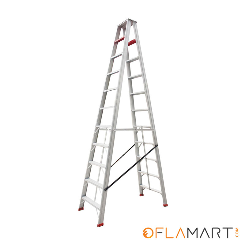 Tangga A Double Step 300 - AM Ladders