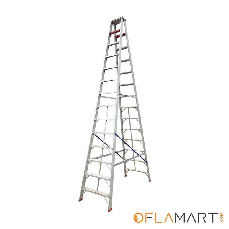 Tangga A Double Step 400 - AM Ladders
