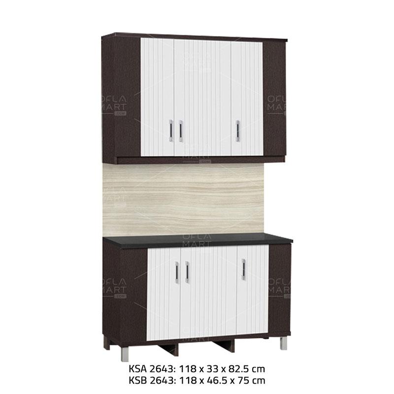 Kitchen Set KSB 2643 - Graver