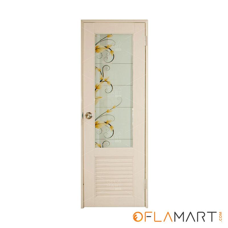 Pintu Kamar Mandi Cream - PKM