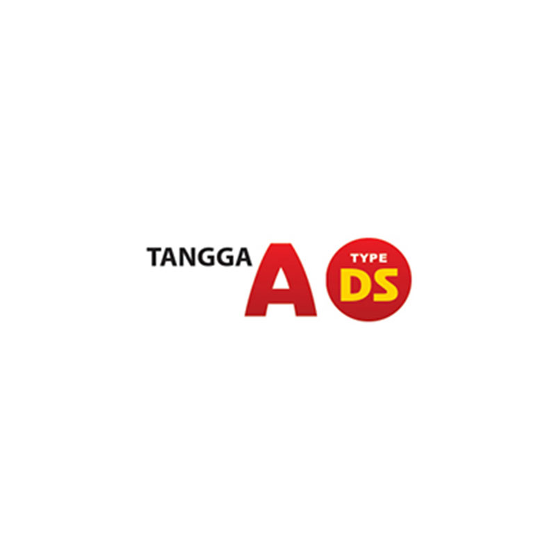 Tangga A Double Step 200 PC - AM Ladders