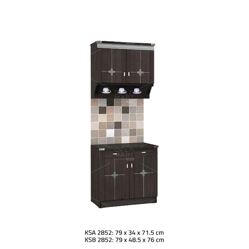 Kitchen Set KSB 2852 - Graver